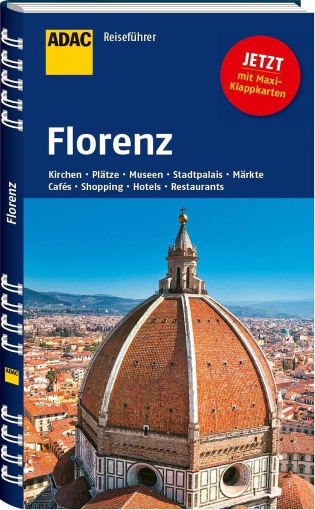 ADAC Reiseführer Florenz als Buch von Susanna P...