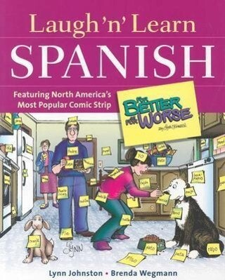 "Laugh 'n' Learn Spanish: Featuring the #1 Comic Strip ""for Better or for Worse"" als Taschenbuch"