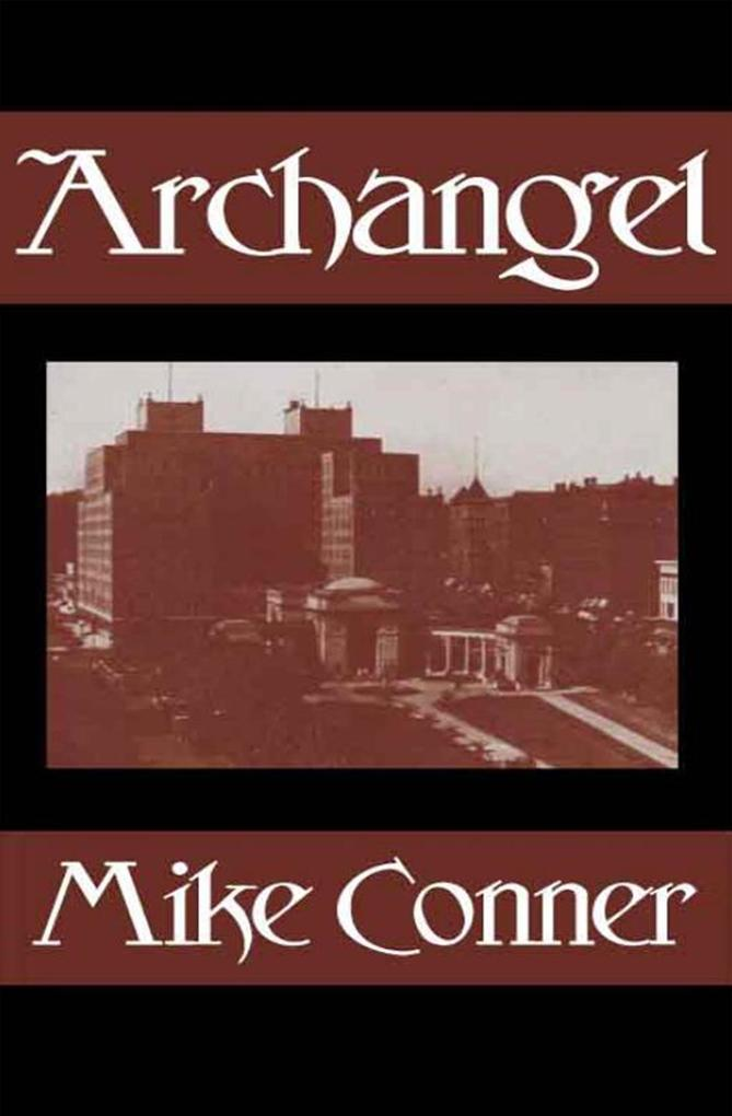 Archangel als eBook Download von Michael Conner