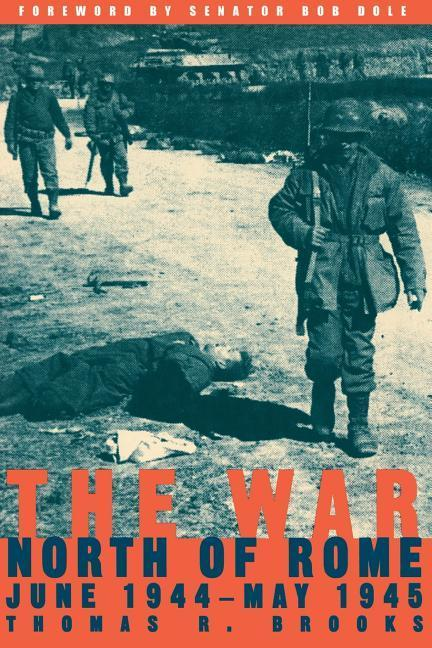 The War North of Rome: June 1944-May 1945 als Taschenbuch