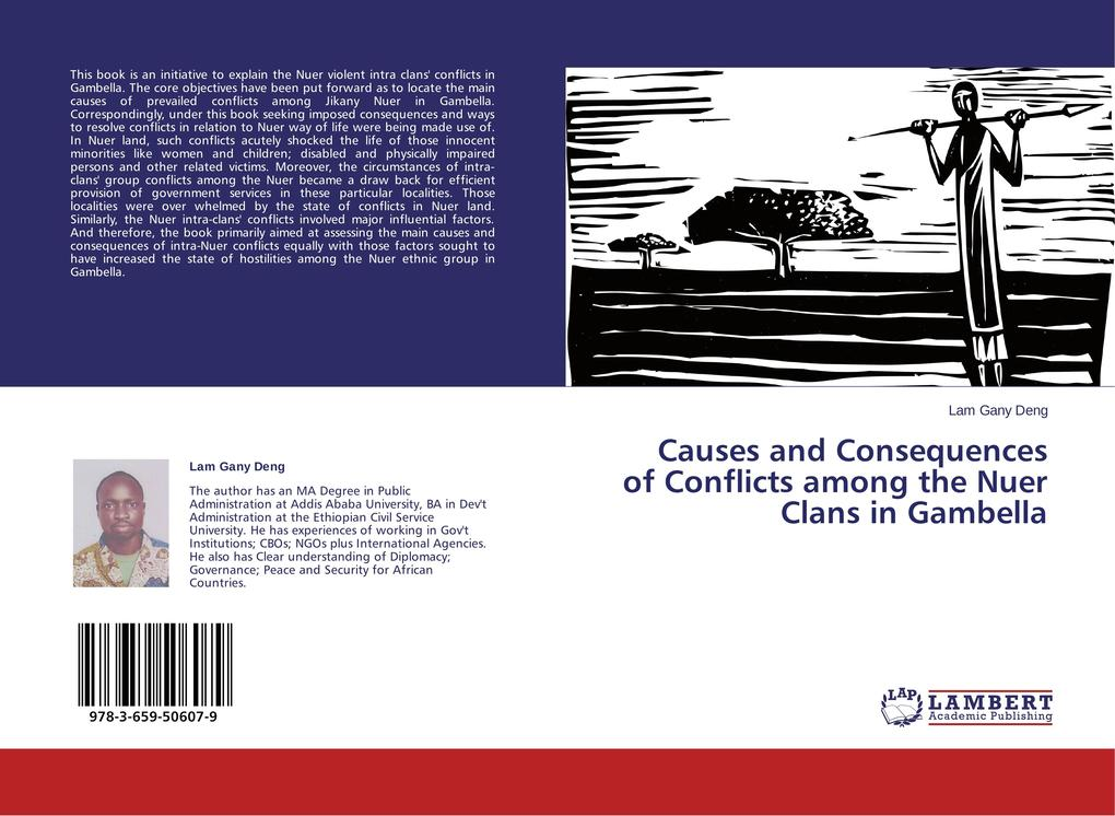 Causes and Consequences of Conflicts among the ...