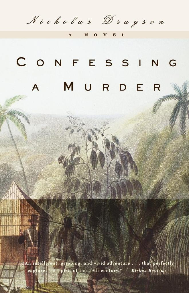 Confessing a Murder als Taschenbuch