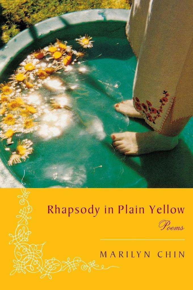 Rhapsody in Plain Yellow als Taschenbuch