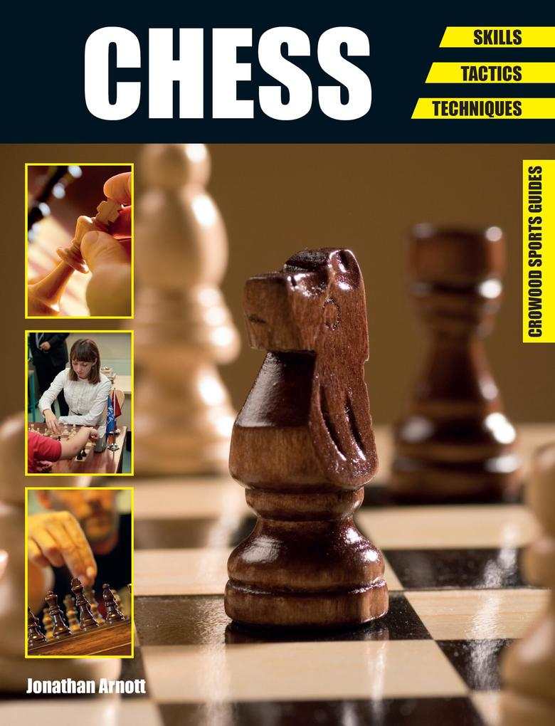 Chess als eBook Download von Jonathan Arnott