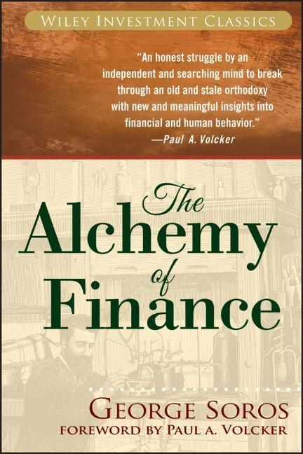 The Alchemy of Finance als Buch