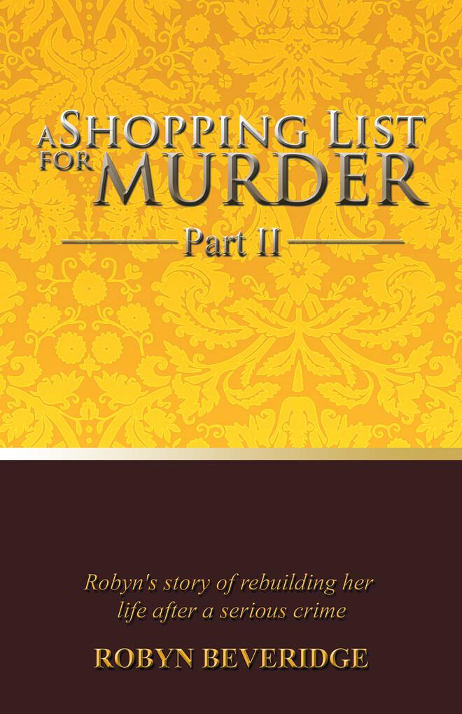 A Shopping List for Murder - Part Ii als eBook ...
