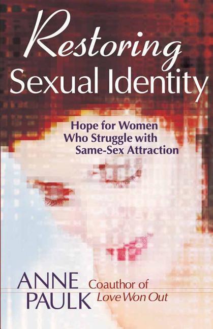 Restoring Sexual Identity als Taschenbuch