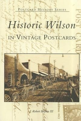 Historic Wilson in Vintage Postcards als Taschenbuch