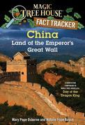 Magic Tree House Fact Tracker #31 China