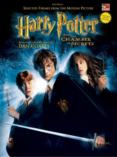 Harry Potter and the Chamber of Secrets: Selected Themes from the Motion Picture - Easy Piano [With Souvenir Poster] als Taschenbuch