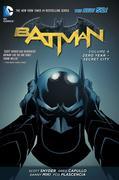 Batman Volume 4: Zero Year - Secret City TP (The New 52)