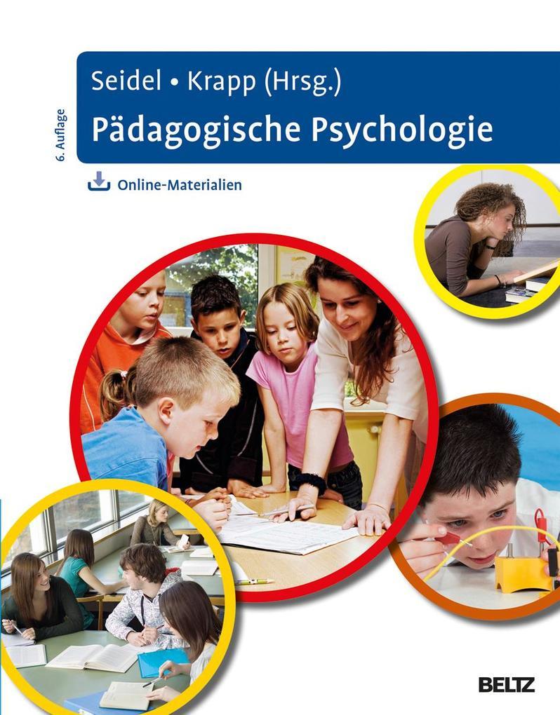 Pädagogische Psychologie als Buch von