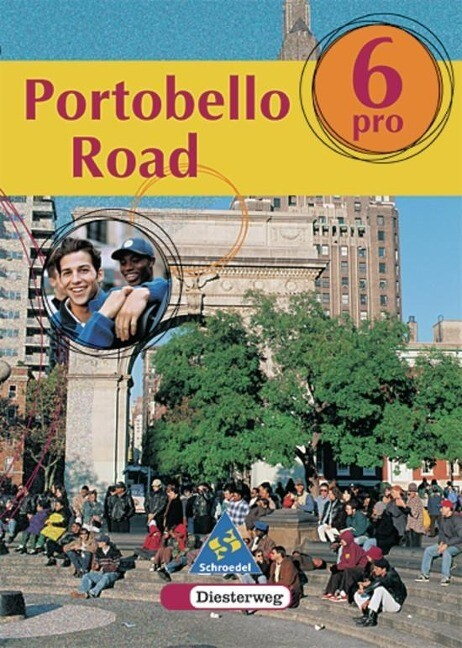 Portobello Road pro 6. Textbook als Buch