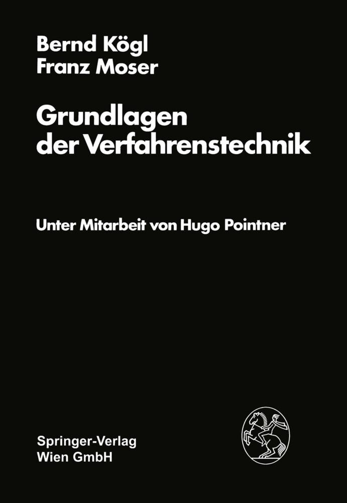Grundlagen der Verfahrenstechnik als Buch von B...