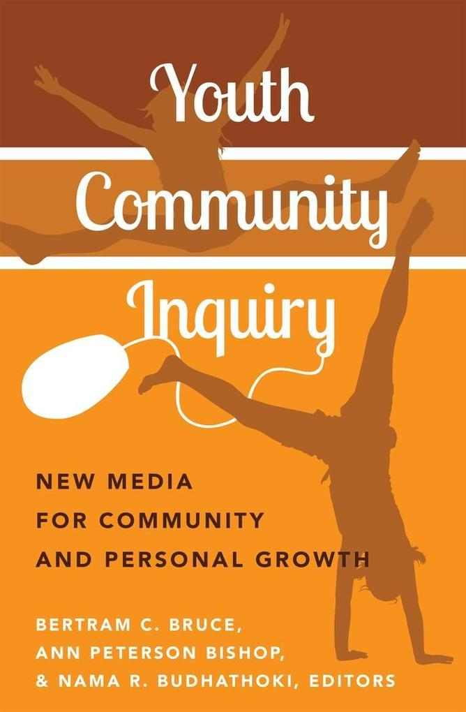 Youth Community Inquiry als Buch von