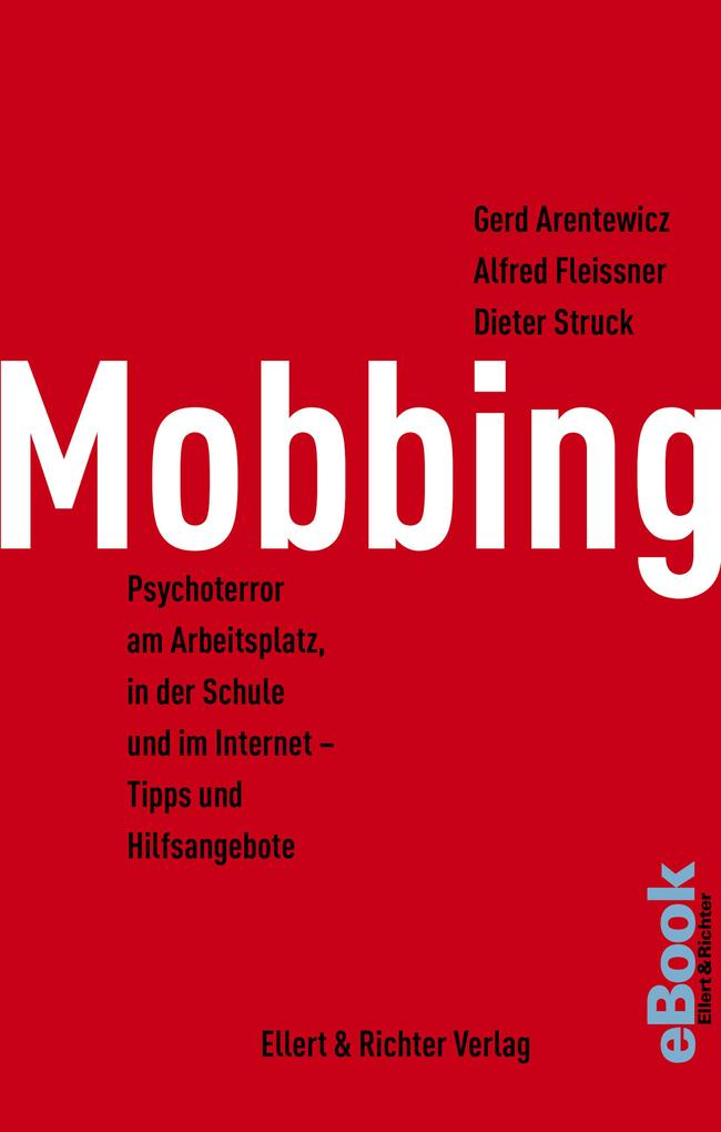 Mobbing als eBook Download von Gerd Arentewicz,...