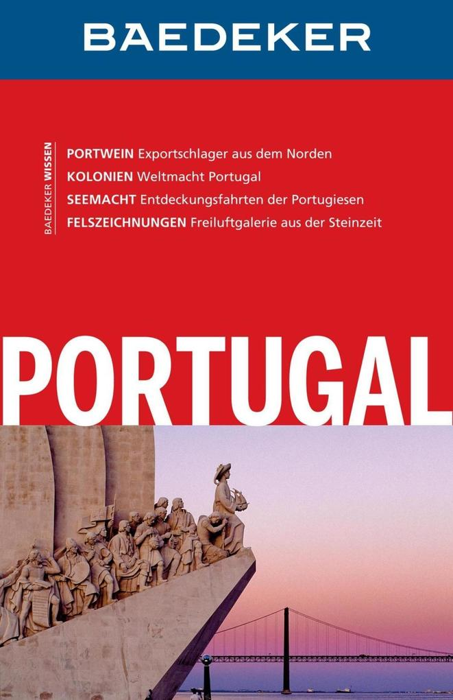 Baedeker Reisefuhrer Portugal als eBook Downloa...