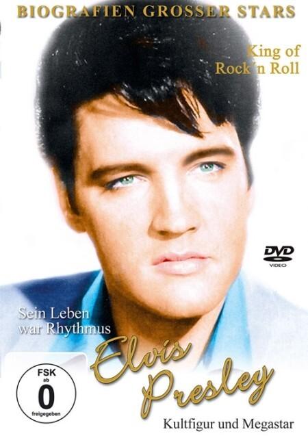 Elvis Presley, 1 DVD, deutsche u. englische Version als DVD