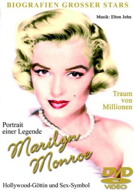 Marilyn Monroe. Porträt einer Legende als DVD