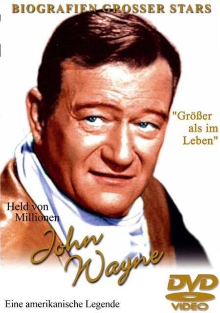 John Wayne - Größer als im Leben als DVD