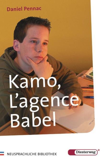Kamo, L' agence Babel als Buch