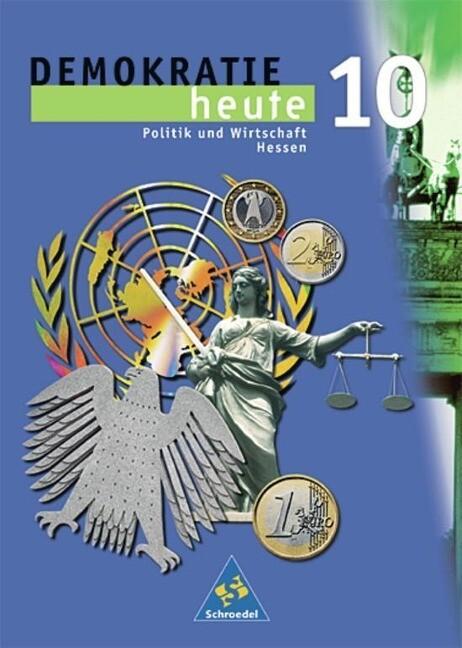 Demokratie heute 3. Schülerband. Hessen als Buch