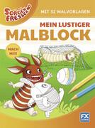 Gerd Hahns Sorgenfresser: Mein lustiger Malblock