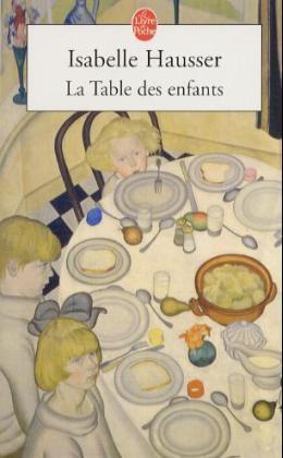 La Table Des Enfants als Taschenbuch