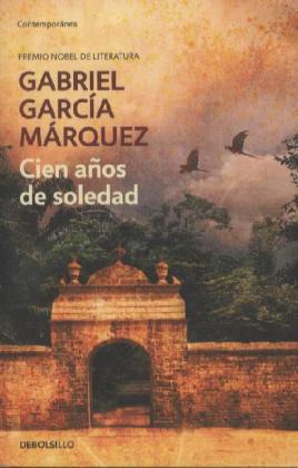 Cien anos de soledad als Buch