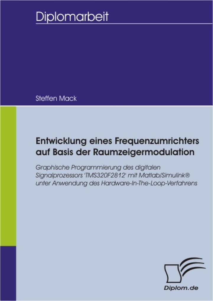 Entwicklung eines Frequenzumrichters auf Basis ...