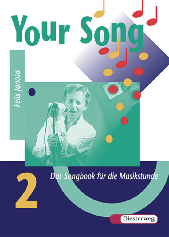 Your Song 2. Songbook als Buch