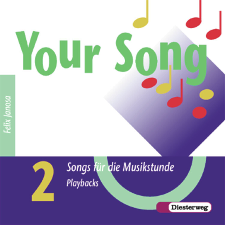 Songs für die Musikstunde, Playbacks, 2 Audio-CDs als Hörbuch