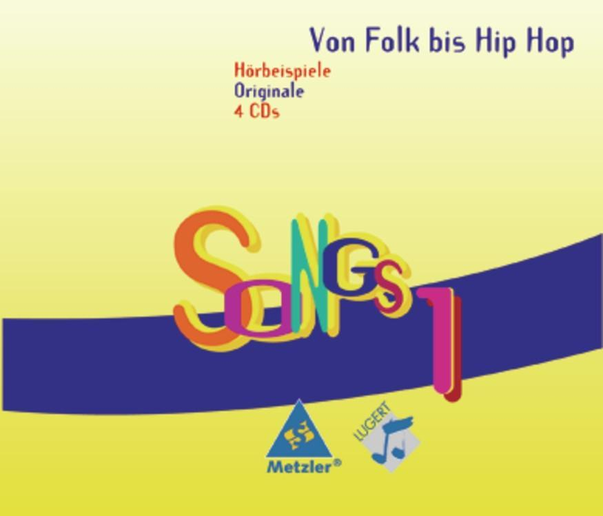 Songs. Originalversionen. 4 CDs als Hörbuch