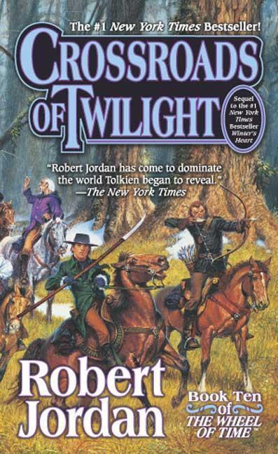 The Wheel of Time 10. Crossroads of Twilight als Taschenbuch