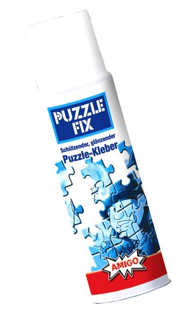 Puzzlekleber als Spielwaren