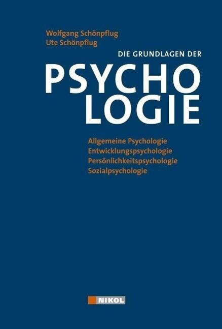 Psychologie als Buch von Wolfgang Schönpflug, U...
