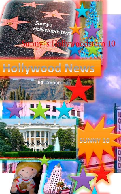 Sunny´s Hollywoodstern 10 als Buch von Nick Living