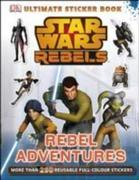 Star Wars Rebels Rebel Adventures Ultimate Sticker Book