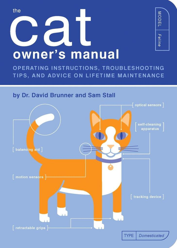 The Cat Owner´s Manual als eBook Download von D...