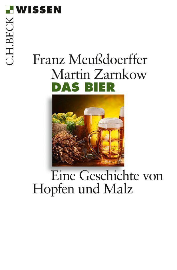 Das Bier als Taschenbuch