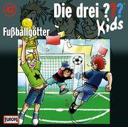 Die drei ??? Kids 42. Fußballgötter (drei Fragezeichen) CD