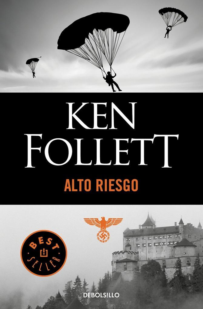 Alto Riesgo / Jackdaws als Buch
