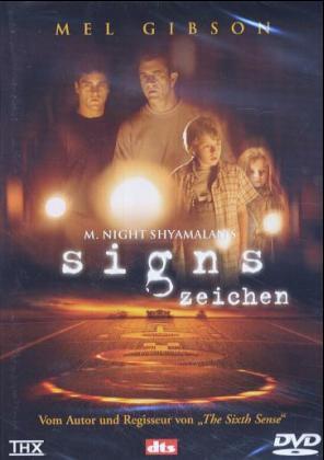 Signs - Zeichen als DVD