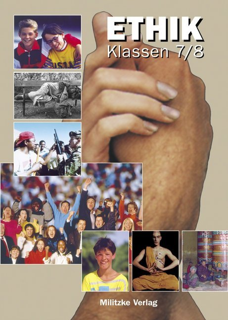 Ethik. Klassen 7/8. Lehrbuch. Thüringen als Buch