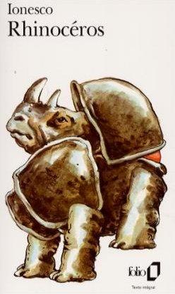 Rhinoceros als Taschenbuch