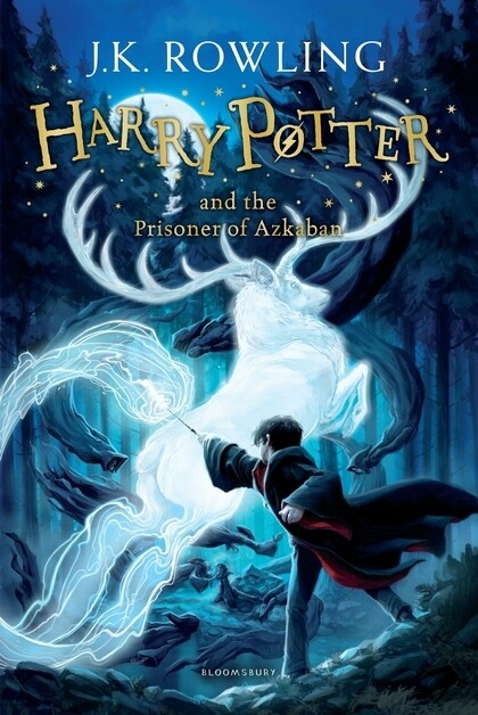 Harry Potter 3 and the Prisoner of Azkaban als Taschenbuch