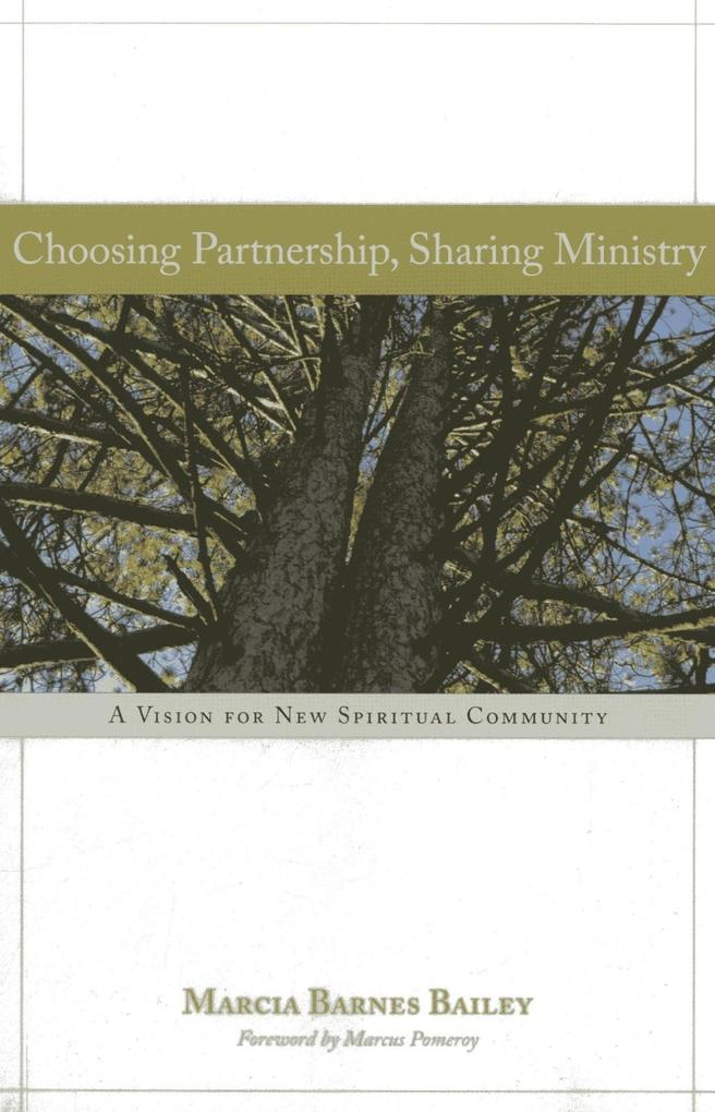 Choosing Partnership, Sharing Ministry als eBoo...