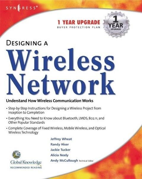 Designing a Wireless Network als Taschenbuch