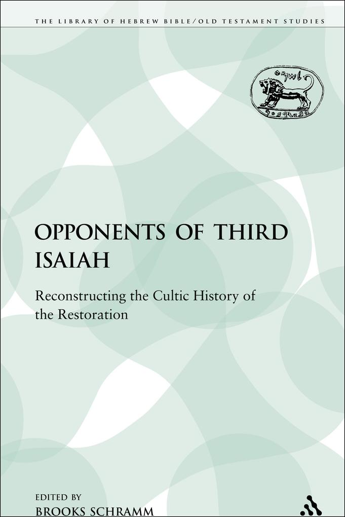 Opponents of Third Isaiah als eBook Download vo...