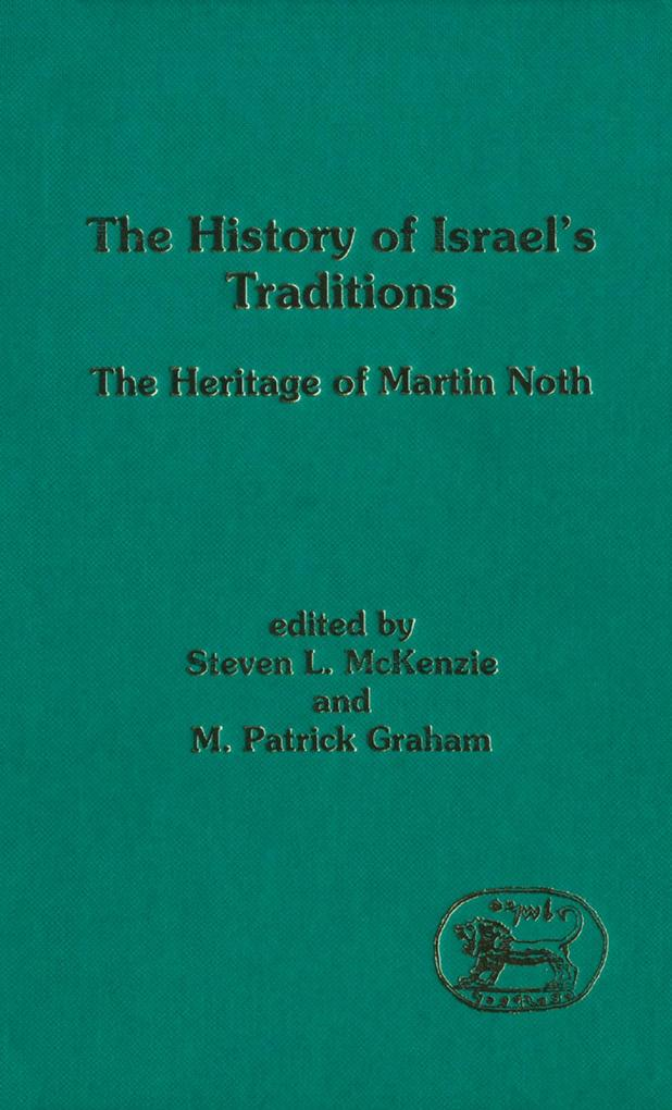 History of Israel´s Traditions als eBook Downlo...